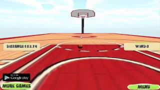 Basketball Flick 3D - Unity Sport Game