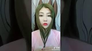unik..!! kumpulan cara mengikat rambut