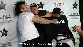 getlinkyoutube.com-VIP TV - Stitches vs. Supreme Da Rezarekta Official Boxing Press Conference