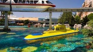 getlinkyoutube.com-FINDING NEMO Submarine Voyage (FULL RIDE) Disneyland POV (1080p HD)