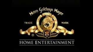 getlinkyoutube.com-Metro Goldwyn Mayer Home Entertainment (1998) Company Logo (VHS Capture)