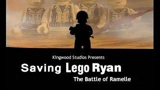 getlinkyoutube.com-Saving Lego Ryan: Battle of Ramelle: World War II