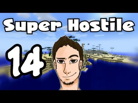Super Hostile - Sunburn Islands Ep. 14 - Ssssssphinx