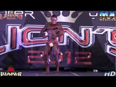 MR. LIONS 2012, FERNANDO FERNANDEZ CAMPEON ABSOLUTO