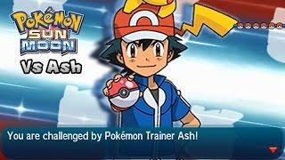 Pokémon Champion Title Challenge 54: Ash Ketchum (Kalos Team)