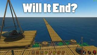 TIME TO ESCAPE! Raft #7 (Gameplay/Walkthrough/LetsPlay)