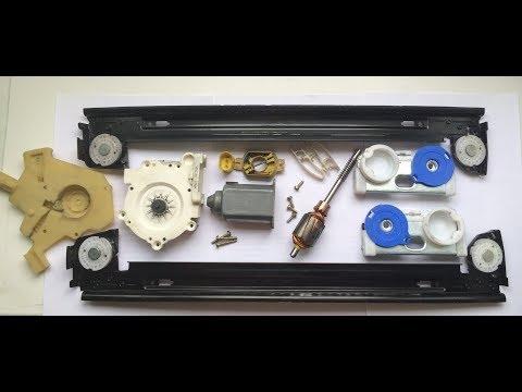 Стеклоподъемник mini cooper r50