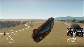 getlinkyoutube.com-Forza Horizon 2 LP Ep38 150k Subs!! Bugatti Life! w/Thrustmaster Wheel Cam