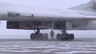 getlinkyoutube.com-Flying in Arctic on Tu-160 ''The White Swan'' (Blackjack).