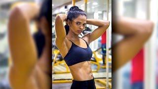 getlinkyoutube.com-Breaking Boundaries: India's Female Bodybuilder