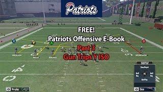 getlinkyoutube.com-Madden 17: Best Offensive Mini Scheme- Patriots E-Book- Part 3 Gun Trips Y ISO