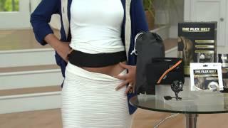 getlinkyoutube.com-The Flex Belt Abdominal Toning Belt System with Kerstin Lindquist