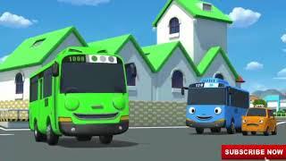 Tayo bahasa Indonesia Tolong ajak aku - Tayo The Litle Bus