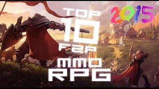 getlinkyoutube.com-TOP 10 MELHORES MMORPGS F2P (2015-2016) [GRÁTIS/FREE]