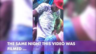 Usain Bolt has got some dirty dance moves