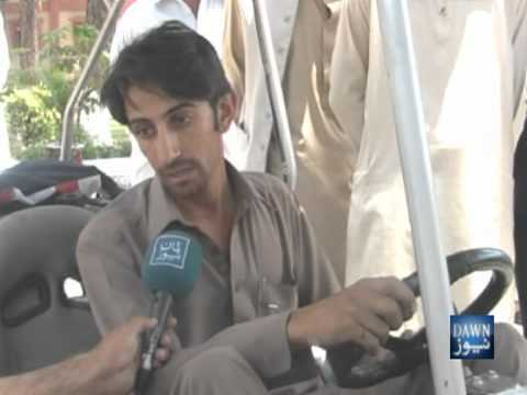 Pakistan- Mansehra Report Hazara University Students design solar-hybrid car-DAWN TV
