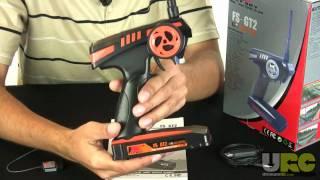 getlinkyoutube.com-FS-GT2 2.4G 2CH Gun Transmitter Review by Ultimatercnetwork