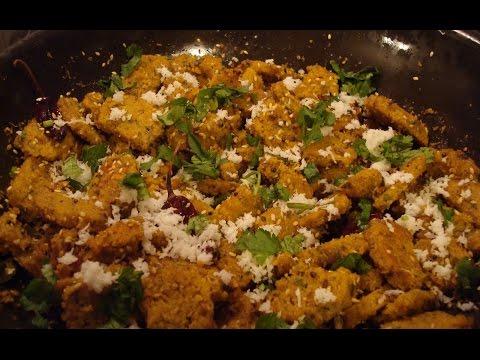 Recipes - Doodhi muthia
