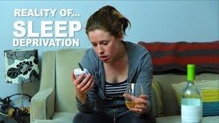 5 SIGNS OF SLEEP DEPRIVATION!