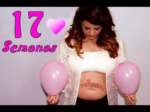 Diário de Gravidez | 17 SEMANAS | #BabyPuertas