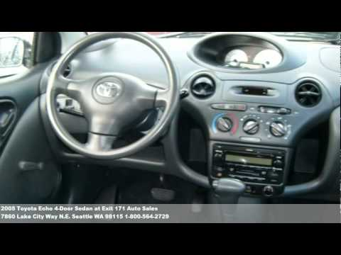 2005 Toyota echo hatchback tire size