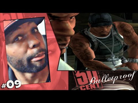 50 Cent Bulletproof Walkthrough Part 9 - Dying from Noob Tubes Repeatedly
