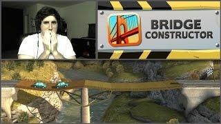 getlinkyoutube.com-EL CREADOR DE PUENTES!! - Bridge Constructor - [LuzuGames]