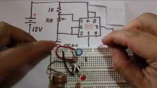 getlinkyoutube.com-✅ Circuito LED intermitente con 555