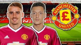 Manchester United To Spend £300m On Superstars? | Transfer Talk width=
