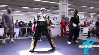 getlinkyoutube.com-Adam Medford v Quincy Dewitt - Men's Sparring - New England Open 2015