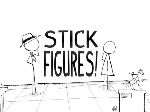 Stick Figure Art