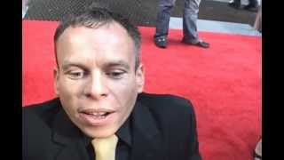 Warwick Davis at HBP Premiere New York