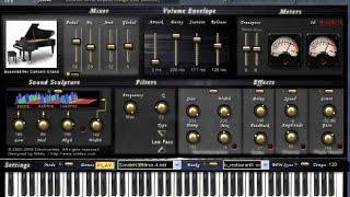 getlinkyoutube.com-شرح تحميل بيانو Piano للعزف على الكمبيوتر بشكل إحترافي 2016 بحجم صغير
