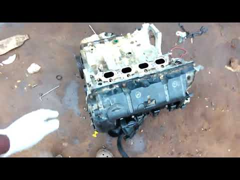 Replacing VTi120 EP6 Engine in Peugeot 308
