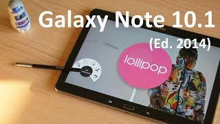 getlinkyoutube.com-Instalar Android 5.1.1 en Samsung Galaxy Note 10.1 (2014)!
