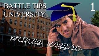 getlinkyoutube.com-Battle Tips University | Prince Kassad | Part 1