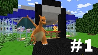 getlinkyoutube.com-VFW - Minecraft Pokemon Plus EP.1 ตอน เริ่มต้นเวลโปเกม่อน