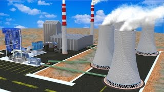 getlinkyoutube.com-How does a Thermal power plant work ?