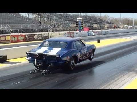 Awesome Drag Racing and Burnouts Gateway Motorsports Park NHRA Sportsman Challenge