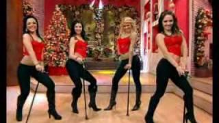 Mariana Y El Ballet De Venga La Alegria - Santa Claus Is Coming To Town