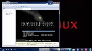 getlinkyoutube.com-شرح تثبيت كالي لينوكس على (VMware) مع تنصيب الأدوات [شرح كآمل] | Kali LinuX