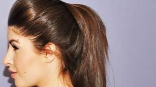 Volumized Ponytail Hair Tutorial | MissJessicaHarlow