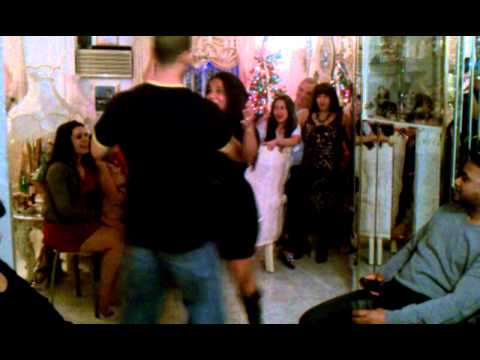 Merengue Tipico Perico Ripiao Turns And Spins Dancing Fast