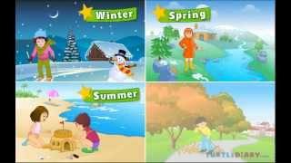 getlinkyoutube.com-Learn  all about the four seasons at www.turtlediary.com
