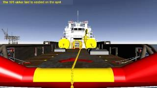 getlinkyoutube.com-Installation procedures of Mooring buoy for BDPOC