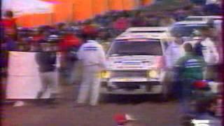 getlinkyoutube.com-12ème Paris Dakar 1990 prologue 4x4 part 2