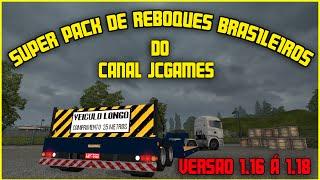 getlinkyoutube.com-Euro Truck Simulator 2 - Super Pack de Reboques Brasileiros - Versao 1.16 á 1.22
