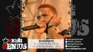 Konshens - It's Gonna Be Okay