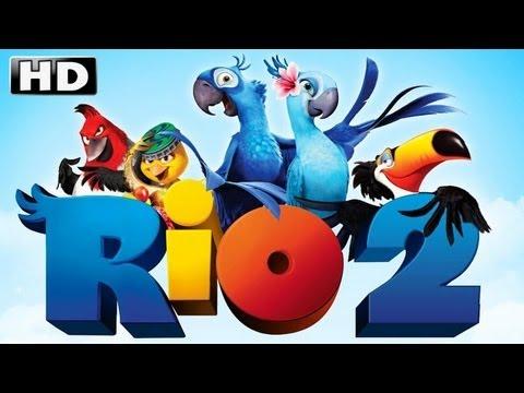 Rio 2 Trailer Teaser de pelicula 2014