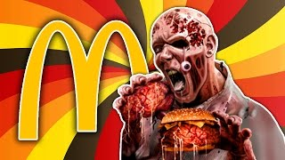 getlinkyoutube.com-The McDonald's Undead Combo